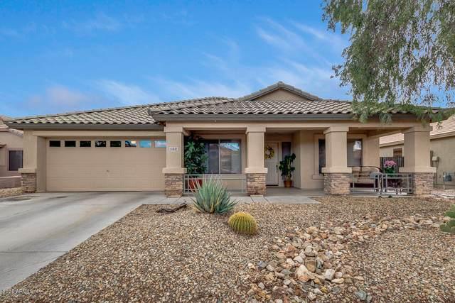 41841 W Chambers Court, Maricopa, AZ 85138 (MLS #6054011) :: Brett Tanner Home Selling Team