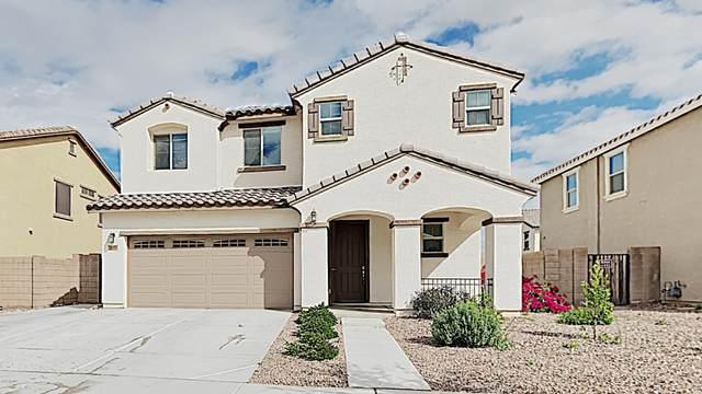 21218 E Pecan Lane, Queen Creek, AZ 85142 (MLS #6054029) :: Riddle Realty Group - Keller Williams Arizona Realty