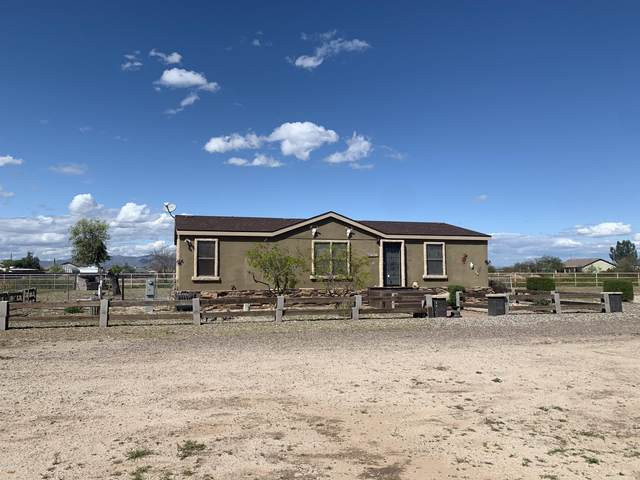 13413 S 208TH Avenue, Buckeye, AZ 85326 (MLS #6054083) :: The Property Partners at eXp Realty