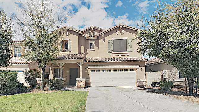 4322 E Velasco Street, San Tan Valley, AZ 85140 (MLS #6054094) :: Brett Tanner Home Selling Team