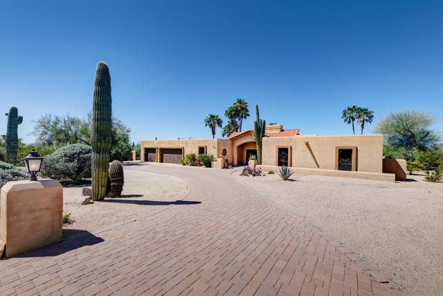 8030 E Sands Drive, Scottsdale, AZ 85255 (MLS #6054104) :: Brett Tanner Home Selling Team