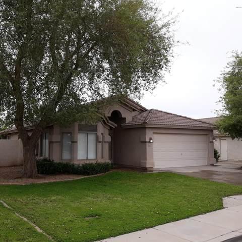 8637 E Milagro Avenue, Mesa, AZ 85209 (MLS #6054120) :: Conway Real Estate