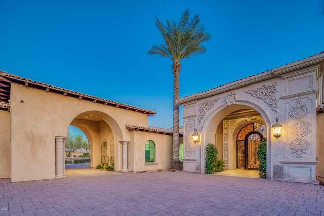 4628 E Pebble Ridge Road, Paradise Valley, AZ 85253 (MLS #6054163) :: Arizona Home Group