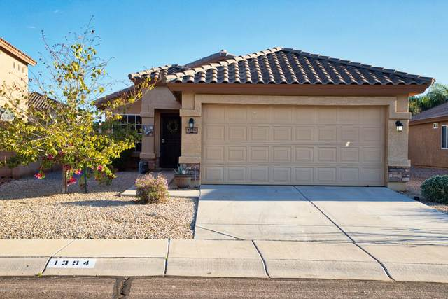 1394 E Saguaro Trail, San Tan Valley, AZ 85143 (MLS #6054203) :: Brett Tanner Home Selling Team