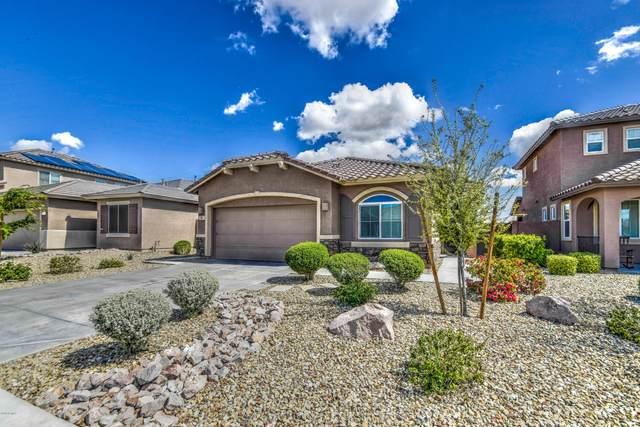 11 N 195TH Lane, Buckeye, AZ 85326 (MLS #6054213) :: Riddle Realty Group - Keller Williams Arizona Realty