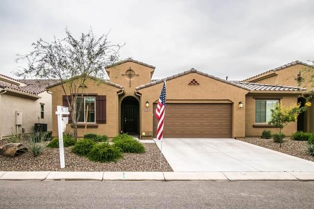 4573 W Hanna Drive, Eloy, AZ 85131 (MLS #6054253) :: Yost Realty Group at RE/MAX Casa Grande