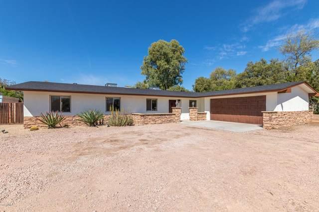 12006 N 64TH Street, Scottsdale, AZ 85254 (MLS #6054269) :: Brett Tanner Home Selling Team