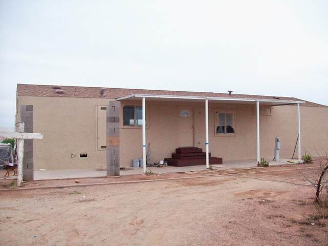 20945 N Big Horn Mountain Road, Wittmann, AZ 85361 (MLS #6054271) :: Brett Tanner Home Selling Team