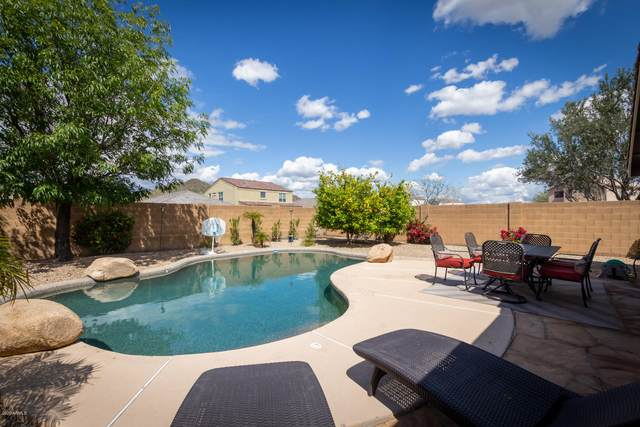 2254 E Mariposa Grande, Phoenix, AZ 85024 (MLS #6054287) :: Long Realty West Valley