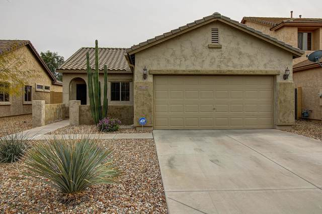 19233 W Washington Street, Buckeye, AZ 85326 (MLS #6054306) :: Brett Tanner Home Selling Team