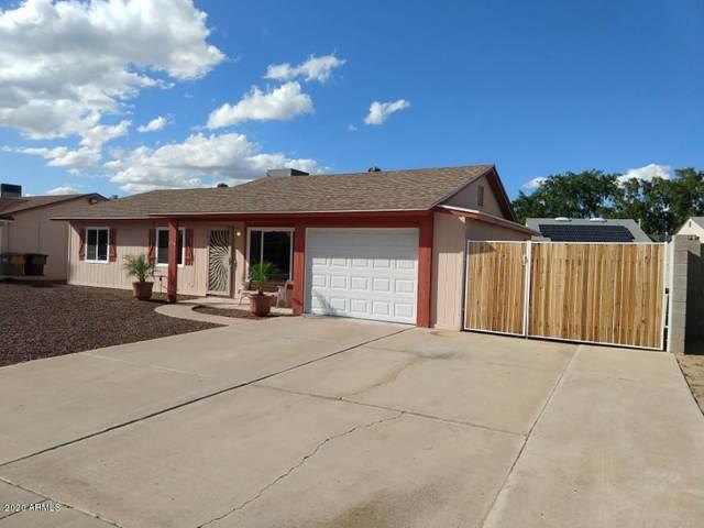 8716 W Sahuaro Drive, Peoria, AZ 85345 (MLS #6054334) :: Nate Martinez Team