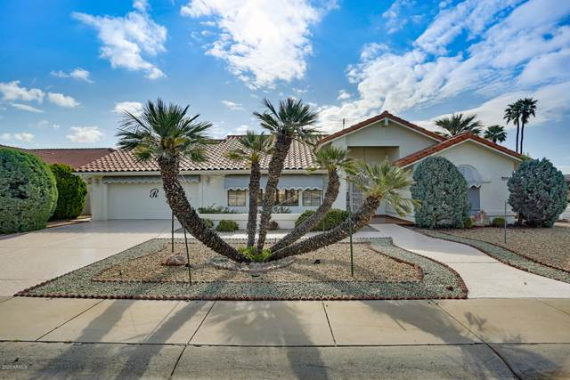 18803 N Suncrest Court, Sun City West, AZ 85375 (MLS #6054372) :: Howe Realty