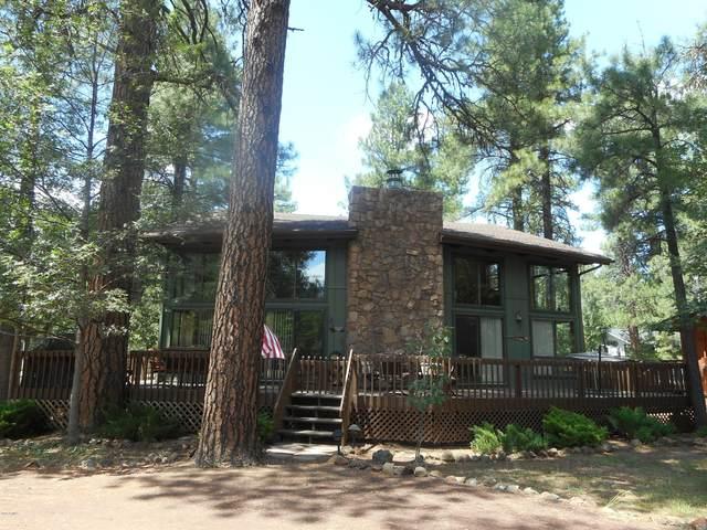 17930 Golden Pond, Munds Park, AZ 86017 (MLS #6054374) :: The Bill and Cindy Flowers Team