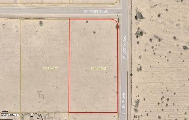 480XX W Willetta Street, Tonopah, AZ 85354 (MLS #6054420) :: My Home Group