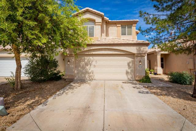 10012 E Capri Avenue, Mesa, AZ 85208 (MLS #6054449) :: Brett Tanner Home Selling Team