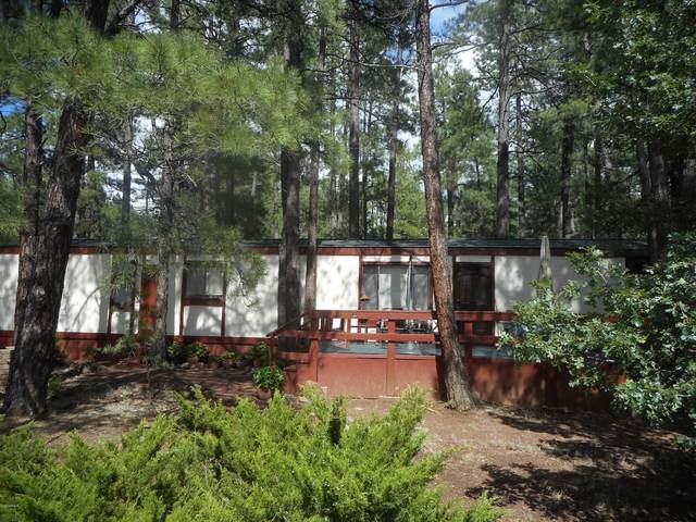 1005 E Caribou Road, Munds Park, AZ 86017 (MLS #6054452) :: The Bill and Cindy Flowers Team