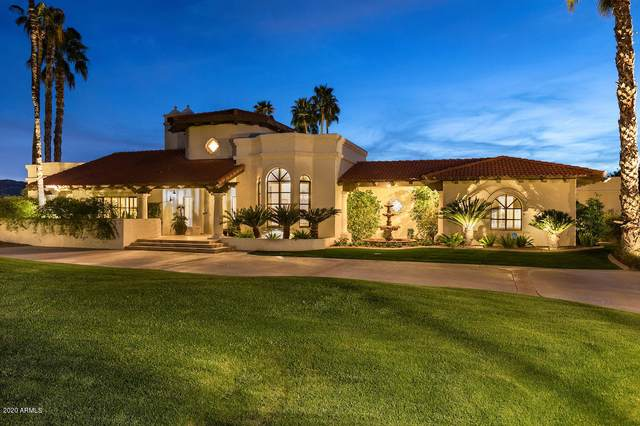 8700 N 64TH Place, Paradise Valley, AZ 85253 (MLS #6054457) :: Lucido Agency