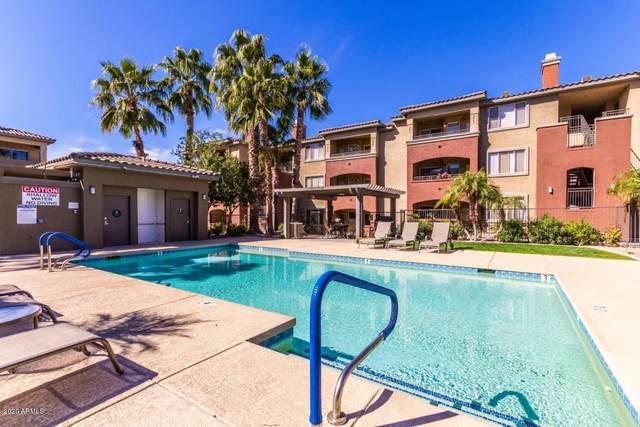 5401 E Van Buren Street #3080, Phoenix, AZ 85008 (MLS #6054466) :: Openshaw Real Estate Group in partnership with The Jesse Herfel Real Estate Group