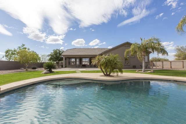 909 N 110TH Street, Mesa, AZ 85207 (MLS #6054467) :: Riddle Realty Group - Keller Williams Arizona Realty