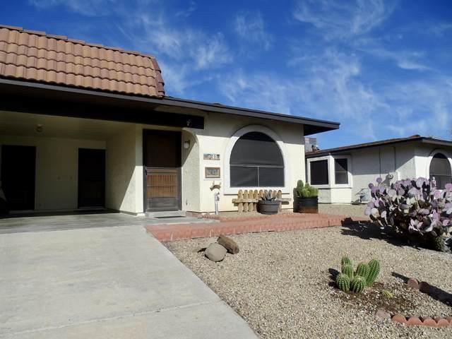 2180 W Val Vista Drive #43, Wickenburg, AZ 85390 (MLS #6054516) :: Lux Home Group at  Keller Williams Realty Phoenix