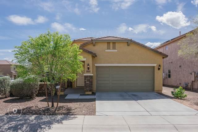 25937 W Ross Avenue, Buckeye, AZ 85396 (MLS #6054541) :: The Garcia Group