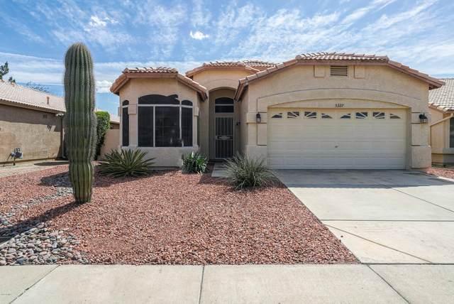 5327 W Pontiac Drive, Glendale, AZ 85308 (MLS #6054542) :: Riddle Realty Group - Keller Williams Arizona Realty
