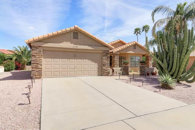 2187 Leisure World, Mesa, AZ 85206 (MLS #6054558) :: Brett Tanner Home Selling Team