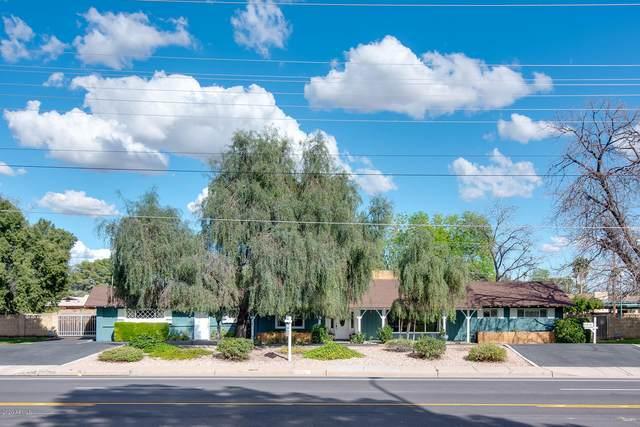 1101 N Stapley Drive, Mesa, AZ 85203 (MLS #6054559) :: The Daniel Montez Real Estate Group