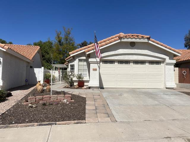 19620 N 78TH Avenue, Glendale, AZ 85308 (MLS #6054564) :: The Laughton Team