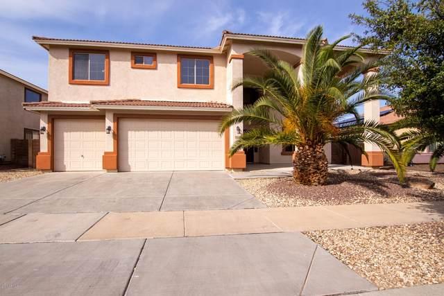 15738 W Mescal Street, Surprise, AZ 85379 (MLS #6054589) :: Riddle Realty Group - Keller Williams Arizona Realty