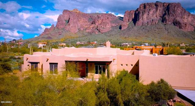2448 N Sixshooter Road, Apache Junction, AZ 85119 (MLS #6054593) :: The Kenny Klaus Team