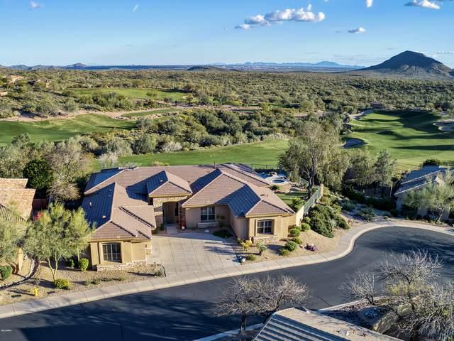 9215 N Sunset Ridge, Fountain Hills, AZ 85268 (MLS #6054615) :: Power Realty Group Model Home Center