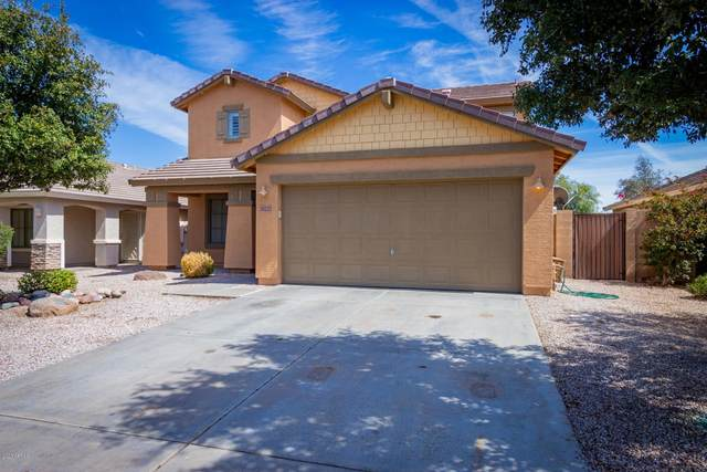 35237 N Bandolier Drive, Queen Creek, AZ 85142 (MLS #6054616) :: Lux Home Group at  Keller Williams Realty Phoenix