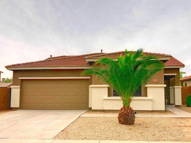 12628 N 148TH Drive, Surprise, AZ 85379 (MLS #6054628) :: Riddle Realty Group - Keller Williams Arizona Realty