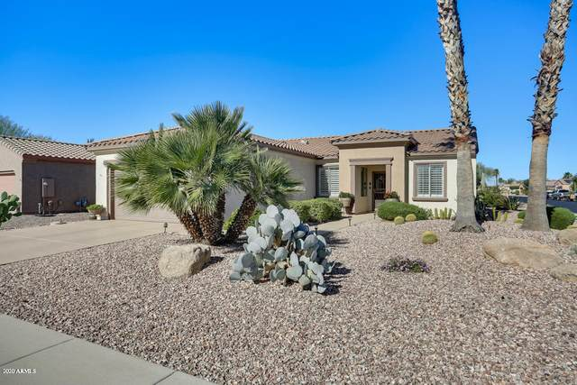 20028 N Coronado Ridge Drive, Surprise, AZ 85387 (MLS #6054650) :: Brett Tanner Home Selling Team