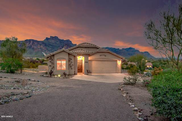 51 N Rolland Ridge Road, Apache Junction, AZ 85119 (MLS #6054664) :: Lux Home Group at  Keller Williams Realty Phoenix