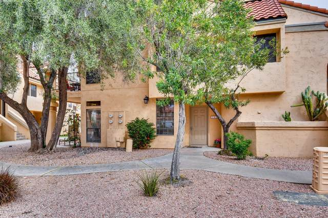 9707 E Mountain View Road #1408, Scottsdale, AZ 85258 (MLS #6054677) :: Brett Tanner Home Selling Team