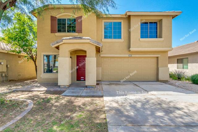 1827 W Desert Canyon Drive, Queen Creek, AZ 85142 (MLS #6054706) :: Power Realty Group Model Home Center