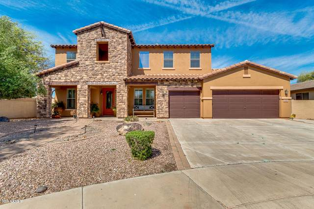 3006 E Blue Ridge Place, Chandler, AZ 85249 (MLS #6054735) :: CC & Co. Real Estate Team