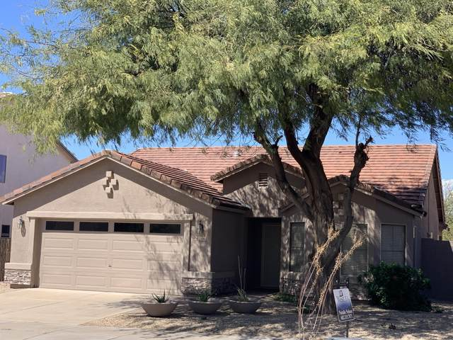 2306 W Maldonado Road, Phoenix, AZ 85041 (MLS #6054777) :: Brett Tanner Home Selling Team