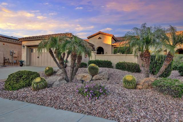 26885 N 126TH Lane, Peoria, AZ 85383 (MLS #6054810) :: Long Realty West Valley