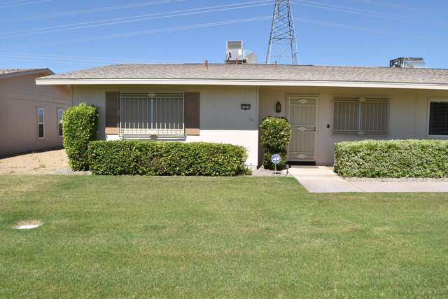 13812 N Garden Court Drive, Sun City, AZ 85351 (MLS #6054826) :: The Property Partners at eXp Realty
