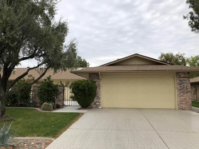 18227 N 125TH Avenue, Sun City West, AZ 85375 (MLS #6054837) :: Brett Tanner Home Selling Team