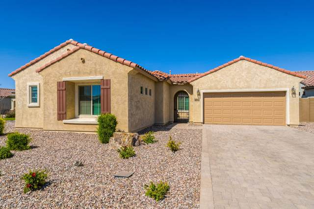 5852 W Victory Court, Florence, AZ 85132 (MLS #6054848) :: The Kenny Klaus Team