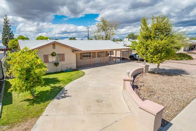 12444 N 111TH Avenue, Youngtown, AZ 85363 (MLS #6054899) :: Conway Real Estate
