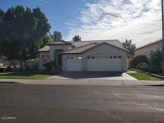 587 N Cambridge Street, Gilbert, AZ 85233 (MLS #6054921) :: Brett Tanner Home Selling Team