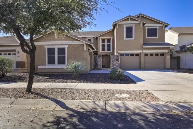 3691 E Phelps Street, Gilbert, AZ 85295 (MLS #6054989) :: Riddle Realty Group - Keller Williams Arizona Realty