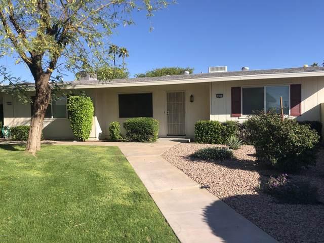 10253 N 108TH Avenue, Sun City, AZ 85351 (MLS #6055001) :: Brett Tanner Home Selling Team