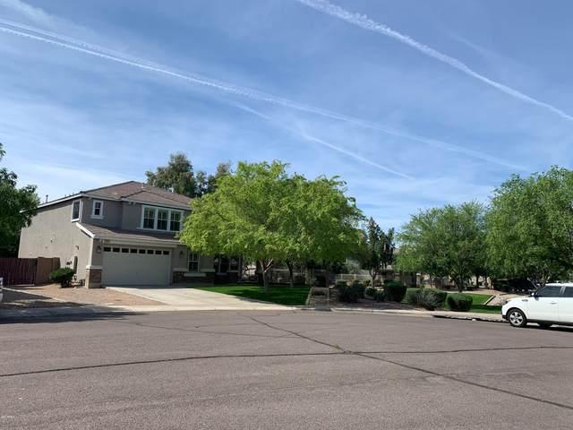 2537 E Ivanhoe Court, Gilbert, AZ 85295 (MLS #6055011) :: Revelation Real Estate