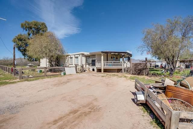 53480 W Bowlin Road, Maricopa, AZ 85139 (MLS #6055016) :: The Daniel Montez Real Estate Group